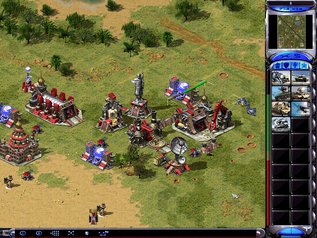 command and conquer red alert full game download